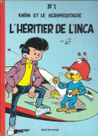 Le Scrameustache: L'héritier De L'inca - Scrameustache, Le