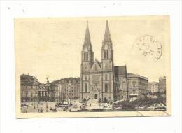 TCHEQUIE : PRAGUE  PRAHA : Cathédrale De Vinohrady . Ecrite En Esperanto - Tchéquie