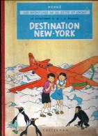 Destination New-york, Jo,zo Et Jocko, - Jo, Zette & Jocko