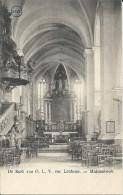 Lebbeke   -   De Kerk Van O.L.V. Van Lebbeke.  -  Middenbeuk - Hamme