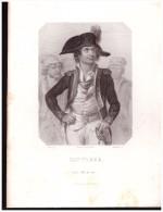 Gravure Sur Acier, Originale (figures De La Révolution) : SANTERRE (PPP1620) - Autres Collections