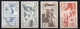 2/  Maroc : PA   N°  75 à 78  Neuf  XX  , Cote : 12,00 € , Disperse Trés Grosse Collection ! - Maroc (1891-1956)