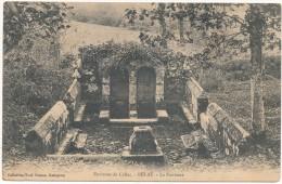 BULAT - La Fontaine - France