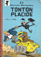 Benoît Brisefer :Tonton Placid N°4 - Benoît Brisefer