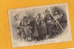 Asie Tonkin Famille Tho , Region De Langson - Cartes Postales