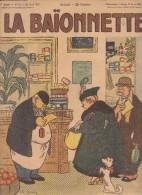 JOURNAL LA BAIONNETTE  1917 - Journaux - Quotidiens