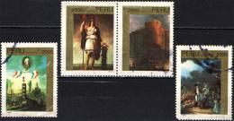 PERU' - 1990 - BICENTENARIO DELLA RIVOLUZIONE FRANCESE - USATI - Peru