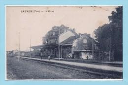 LAVAUR - La Gare - Lavaur
