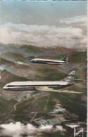 "CPSM TRANSPORT AVIATION AVION - Avion De Transport à Réaction ""Caravelle"" - 1946-....: Moderne"