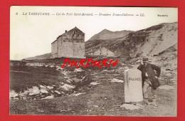 Savoie - LA TARENTAISE - Col Du Petit St-Bernard - Frontière Franco-Italienne ... - France
