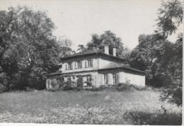 Darmstadt - S/w Das Prinz Emil Schlößchen - Darmstadt