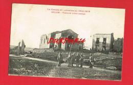 Meurthe Et Moselle - REILLON - Théâtre De Violents Combats ...( Militaires ...) - France