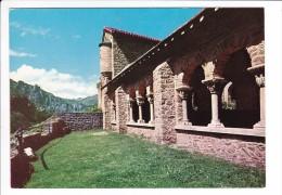 Le Roussillon Abbaye De St Martin Du Canigou Le Cloître - Autres Communes