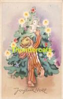 CPA DESSIN ENFANTS  ** COLOPRINT 1629/1  ** DRAWN CHILDREN CARD - Children's Drawings
