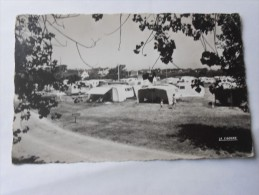 D . 62 - LE TOUQUET ( Pas De Calais) Le Camp De Camping De Stoneham Caravane - Le Touquet