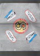 55Nj   Gros Lot Env. Plus De 140 Emballages Emballage Orange Citron Agrume Espagne Italie France Australie - Advertising