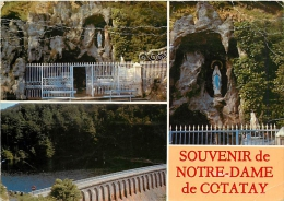 SOUVENIR DE NOTRE DAME DE COTATAY - Unclassified