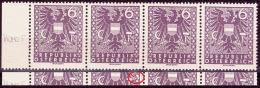 MiNr.  700 Österreich  Plattenfehler Komet MNH / ** / POSTFRISCH - Abarten & Kuriositäten