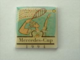 Pin´s TENNIS - MERCEDES CUP 1994 - Tenis