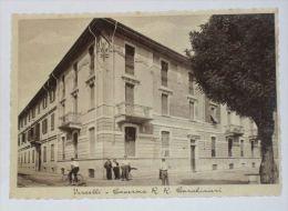VERCELLI - Caserma Reali Carabinieri - Animata - Vercelli
