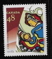 CANADA, 2002. MNH # 1965,  CHRISTMAS   ABORIGINAL ART: Genesis By Daphne Odjig    Mnh - 1952-.... Reinado De Elizabeth II