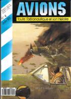Revue Avions Juiln 1993 N°4 - Aerei