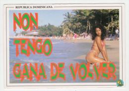 Repûblica Dominicana - Non Tengo Gana De Volver - Dominicaine (République)