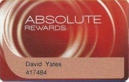 Star City Casino Australia Absolute Rewards Slot Card - Casino Cards