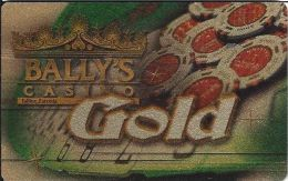 Bally's Casino Gold Tallinn, Estonia Slot Card - Casino Cards