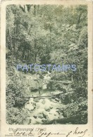 22602 PERU CUZCO RIO MARANGANI VISTA PARCIAL YEAR 1905 POSTAL POSTCARD - Peru