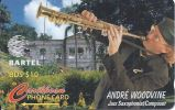 Andre Woodvine Jazz Saxophonist/Composer - Music