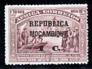 !! Mozambique 1913 AF#131* Vasco Da Gama On Africa 1 Centavo (x10422) - Mozambique