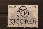 ITALIA USATI 2008 - CASA RICORDI - RIF. G 1198 - 6. 1946-.. Repubblica