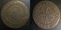 SUISSE - CANTON DE FRIBOURG 2 Kreuzer 1788 - Suisse