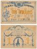 PONTOISE //  1 Franc - Bons & Nécessité