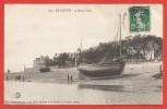 CPA Le Crotoy - A Marée Basse - Le Crotoy