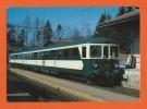 SCHWEIZ, BAHN - SUISSE, TRAIN - Bodensee-Toggenburg-Bahn (BT)-Pendelzug BDe 2/4 41 Und Bt 141 Für Vorortsverkehr - Trains