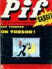 Pif Gadget N°115 (Vaillant 1353) Loup-Noir - L'Egarée - Pif Gadget