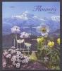 Bhutan 2000 Flowers 6v In Sheetlet ** Mnh (26128A) - Bhutan
