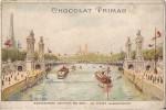 CHROMO CHOCOLAT PRIMAH EXPOSITION UNIVERSELLE DE 1900 LE PONT ALEXANDRE - Altri