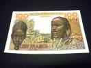 CÔTE D´IVOIRE 100 Francs 20/03/1961 ,pick N° 101 A B Ou C ?, IVORY COAST,COTE D´IVOIRE - Côte D'Ivoire