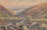 Great Britain 1907 Used Postcard, Picturesque Dartmoor - Postcards
