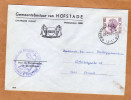 Enveloppe Brief Cover Gemeentebestuur Van Hofstade - Belgique