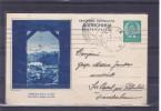YUGOSLAVIA Slovenia Triglavsko Jezero Iz Koče Mountain Postal Card Postmark Celje 1939 Sveti Pavel Prebold - Postal Stationery