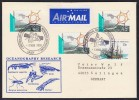 ANTARCTIC, AAT, CASEY, 3.MAR 2003, Oceanography Research Cachet, ,look Scan !! 14.11-16 - Antarctic Expeditions