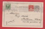 Danemark   // Entier Postal //  De Kjobenhavn  //  Pour Mulhouse  //  17/05/10 - Entiers Postaux