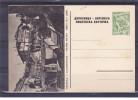 YUGOSLAVIA Slovenia Beograd Kalamegdan Vojni Muzej Ilustrated Postal Card MNH - Postal Stationery