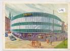 CPM GF -  Allemagne -  Ludwigshaffen  - Carte Publicitaire Du Kaufhof - Ludwigshafen