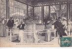 Au - Cpa MARTIGNY Les BAINS - Le Pavillon Des Sources (intérieur) - France
