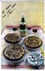 Sp�cialiste du pays de Saintonge, la tarte aux prunes.   (CPSM, bords dentel�s, format 9 x 14)